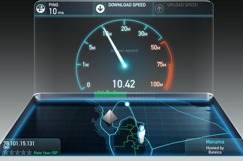 Fiber internet connections
